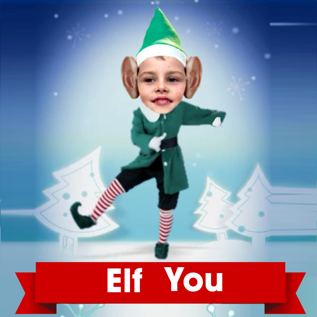 Super Dance Elf Christmas Classic